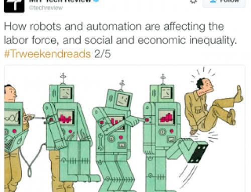Roboti in delovna sila