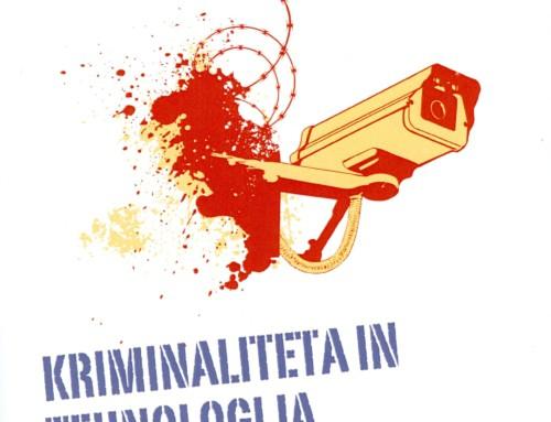 Kriminaliteta in tehnologija…