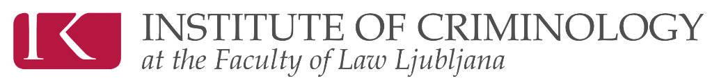 Inštitut za kriminologijo Retina Logo