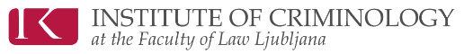Inštitut za kriminologijo Logo