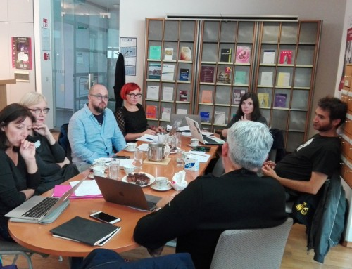 Working meeting of Trans-making project partners