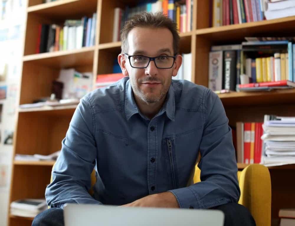 Aleš Završnik: Tehnologija zagotovi zmago na volitvah …, če kupite pravi program
