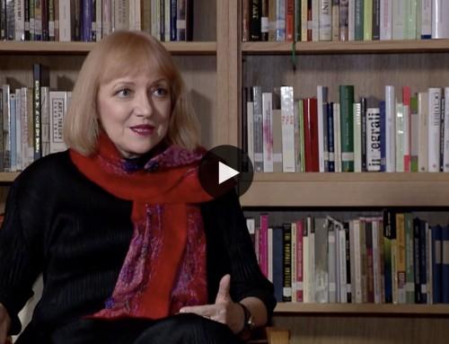 Renata Salecl: 'Všečkanje je nov davek na prijateljstvo'