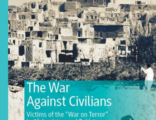 Vojna proti civilistom, nova knjiga Vasje Badaliča