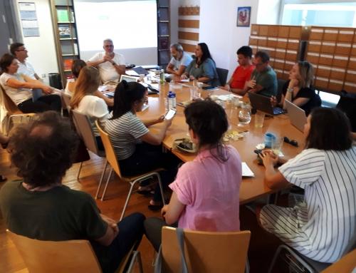 Delovno srečanje partnerjev projekta Trans-making