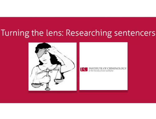 Empirical research on sentencing (ERoS) annual conference – reminder