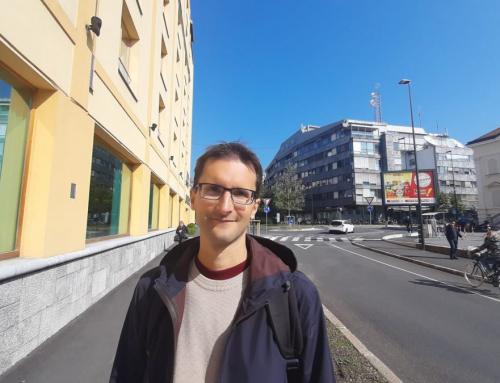 Raziskovalec dr. Vasja Badalič v oddaji Nedeljski gost na Valu 202