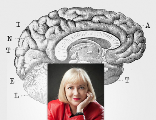 Renata Salecl gostja podkasta Intelekta